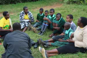 Round table discussions about SGBV