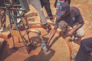 IsraAID's water engineering program in Uganda