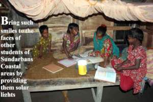 Help them to get Solar lights
