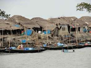 Living structure of Sundarbans communities
