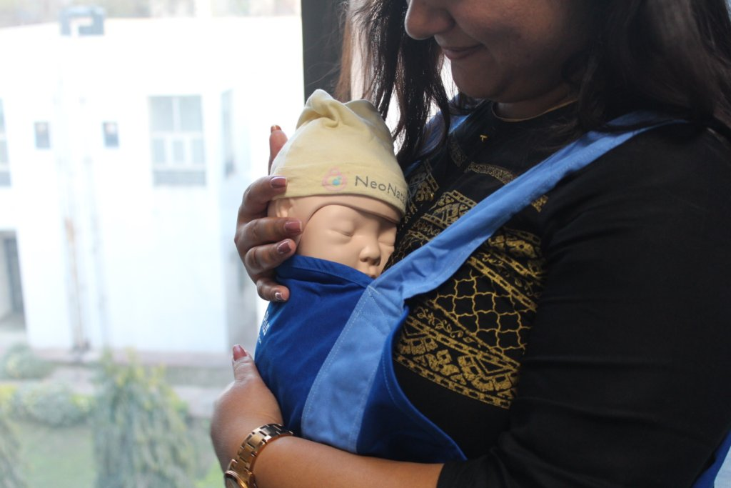 Saving Mothers and Babies with Innovative Tools