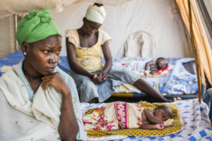 Treating sick and malnourished children