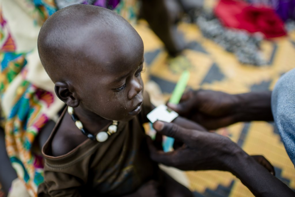 Hunger crisis in Africa