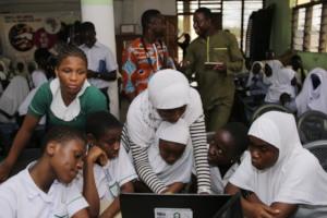 Achievers Girls in ICT