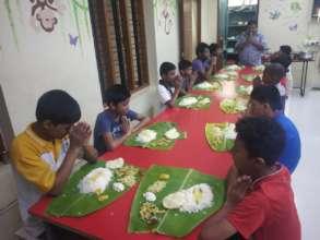 Taste of Kerala sadhya