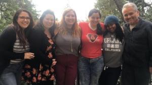 JFMS Board Members at Retreat w/ Lexi Notabartolo