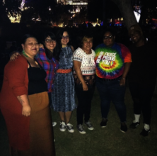 Students & Instructors at Outfest screening