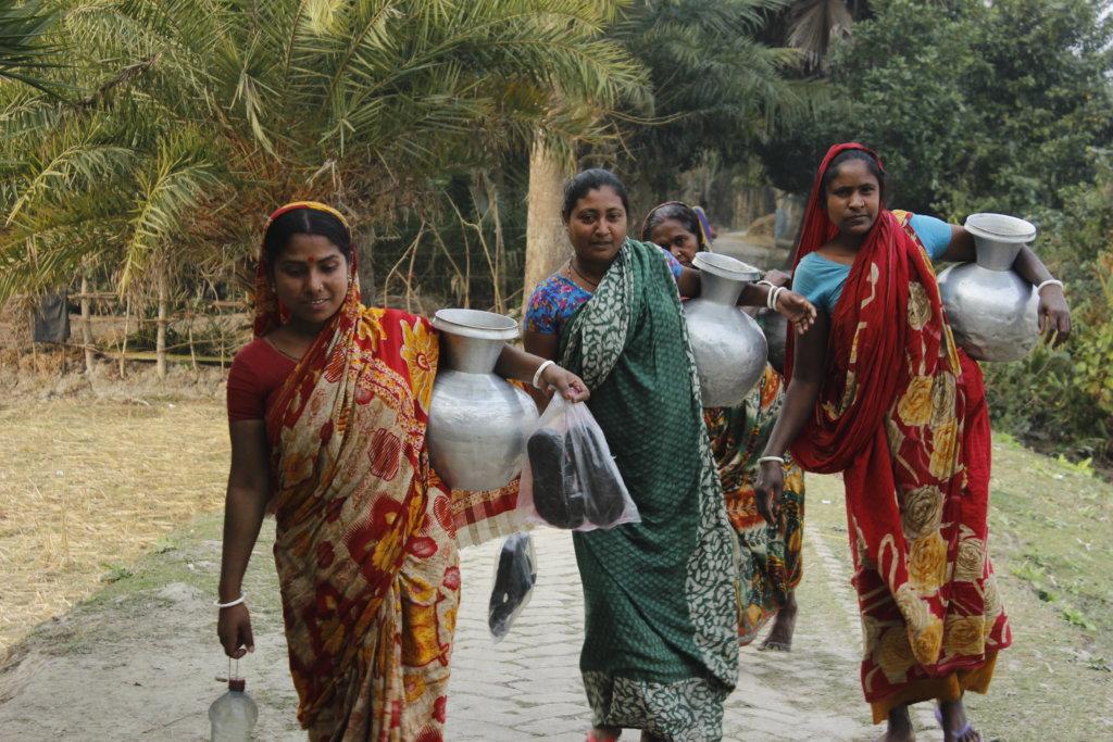 Drinking Water for coastal people in Bangladesh