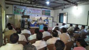 Pangolin Workshop held at Mandangad block
