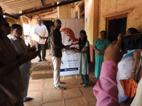 Education awareness in Schools through competition