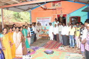 Workshop organised for villagers