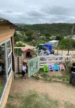The playground at Ikhwezilomso
