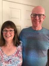 Chris and Debbie  - African Angels Volunteers 2019