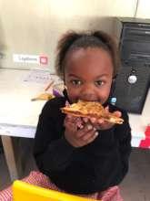 PIzza treats at school