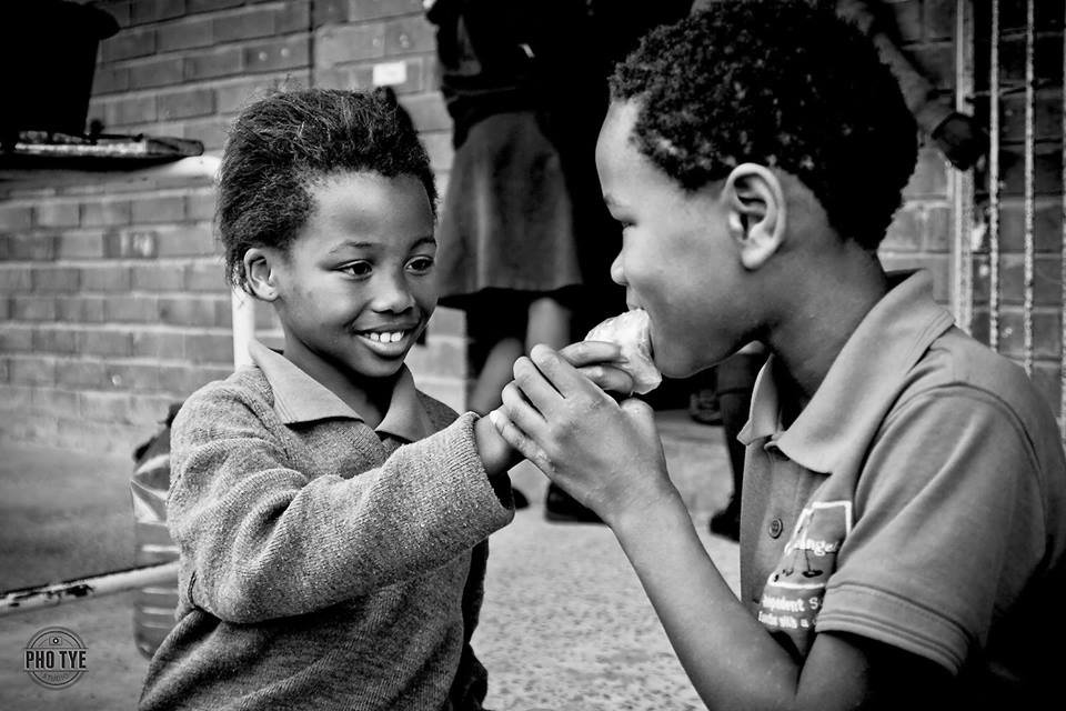 Educate 132 African Angels in South Africa