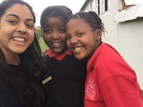 Volunteers and African Angels