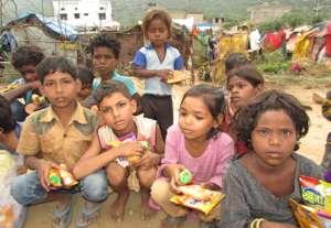 Make A Wish; Smiling Slum & Street Kids !!