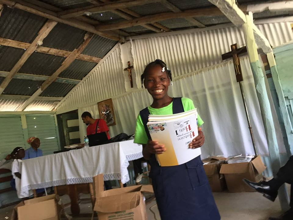 Back to School - Textbooks needed in Haiti
