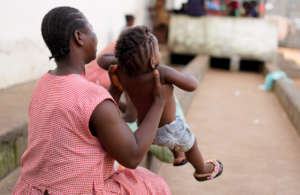 Supporting 350 Female Detainees in Sierra Leone