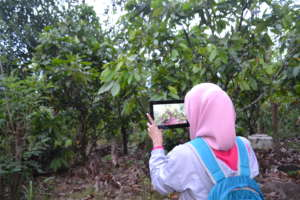 Farmer Training App -- In Action