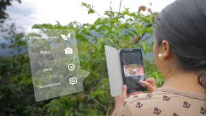 Farmer Training App -- Screenshot