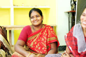 Padmavathi in a group session