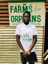 Youth farmer, Moussa