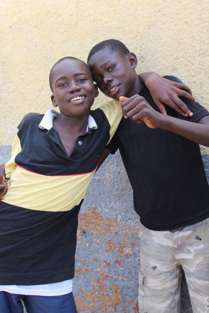 Feed DR Congo's Orphans through climate-smart ag
