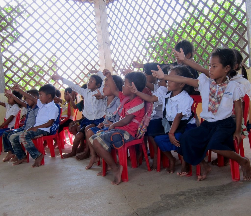 Start 3 Village Preschools as Models in Cambodia