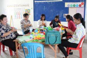 Teacher's technical meeting