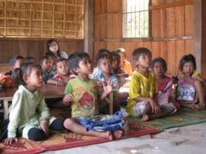 Start 3 Village Preschools as Models in Cambodia