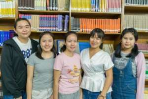 New Students from Lao PDR gather at AUW