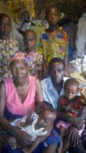 Rehabilitate Family with 6 Children in Nigeria