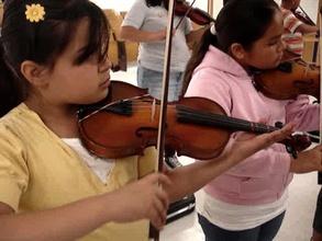 Violin Class 2008-2009 School Year