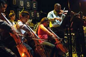 ETM-LA Students Perform at the House of Blues