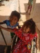 Sonya and Kania