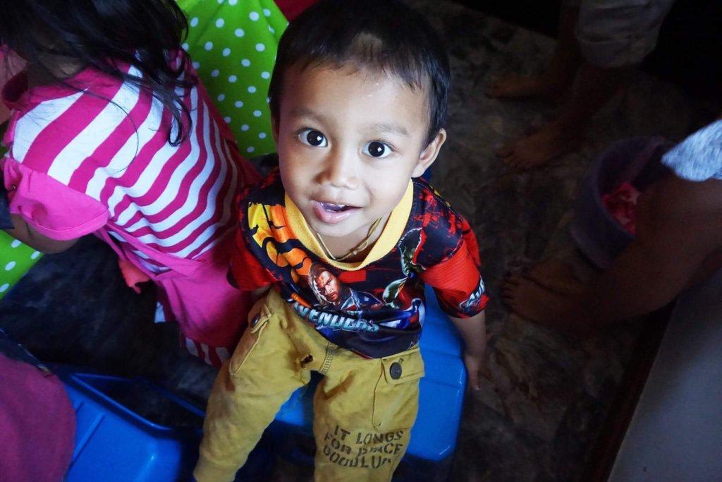 Prevent Trafficking: Educate 130 Thai Children