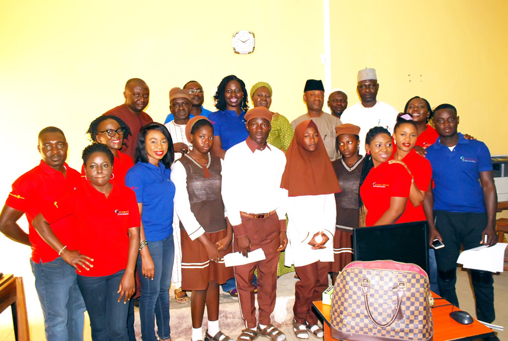 Technology Access for Public Schools in Nigeria
