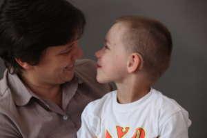 Ilya hears his mother
