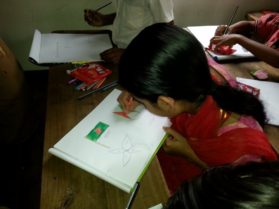 Educate 100 Slum Children in Bangladesh
