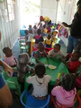 Learning Time in Creche