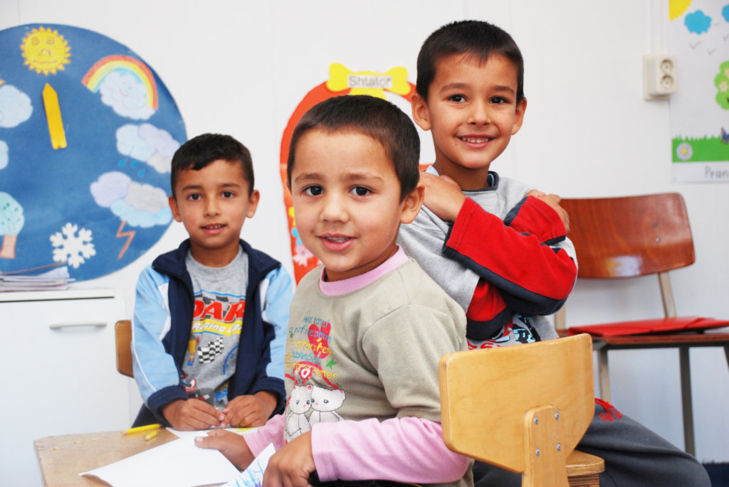 Computer Lab for Roma Children in Albania - GlobalGiving