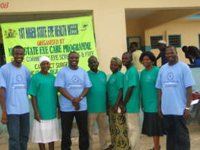 VCI with Niger State Health Ministry Team Members