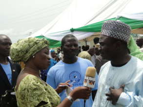 VCI President at the Niger State Health Week