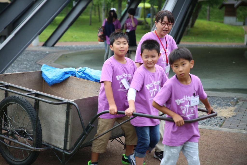 Send 80 Fukushima Children to a Safe Summer Camp