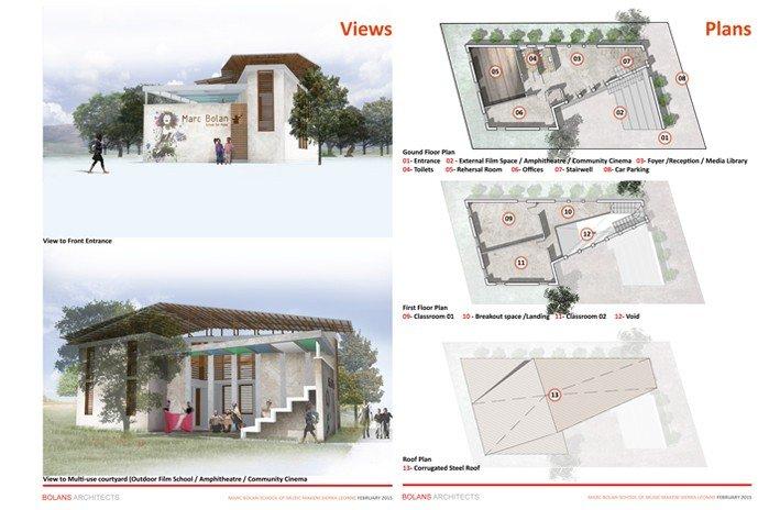 Help Build a Music and Film School in Sierra Leone