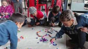 Workshop in Boyaca