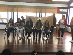 Workshop in Bogota