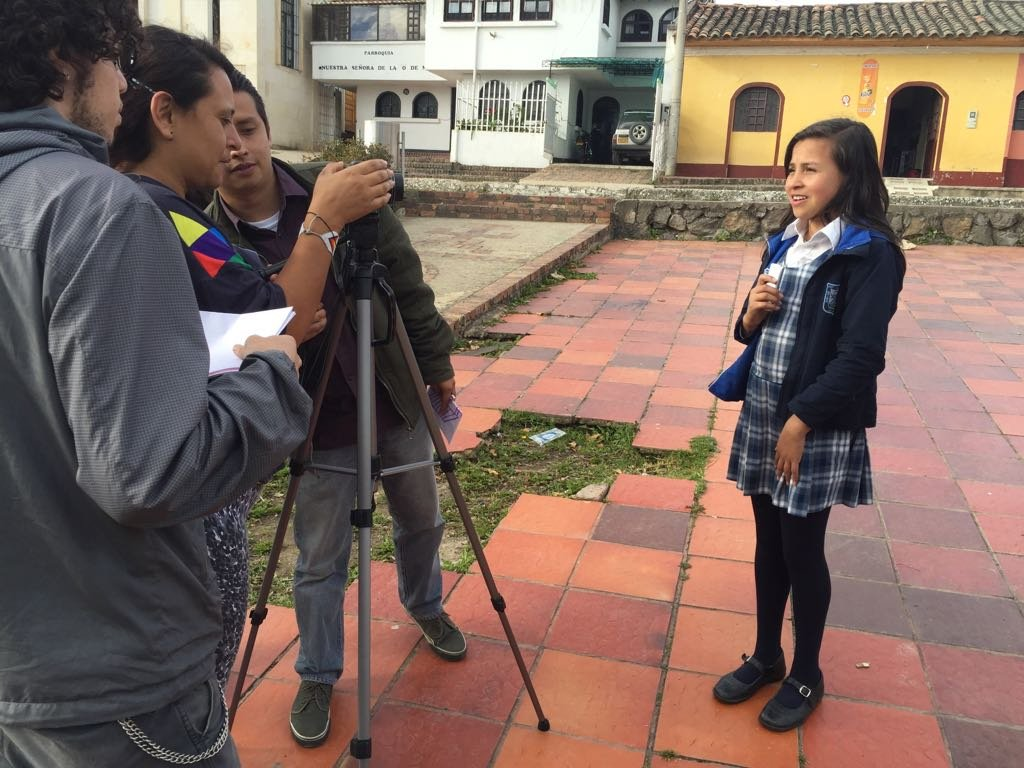 Empower 300 Colombian Children: Teaching Peace