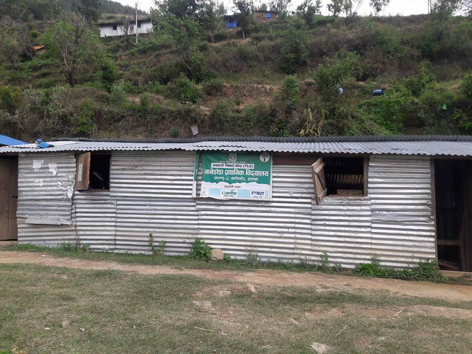 Build 5 Classroom for 100 Children in Dolkha Nepal